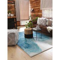 Teppich Mara Blau