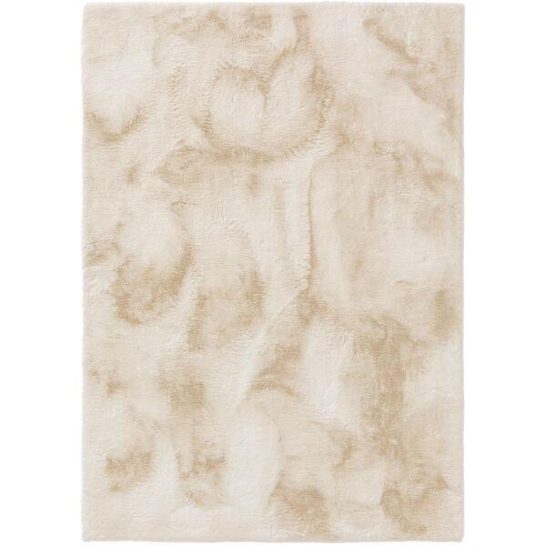 Kunstfellteppich Dave Cream