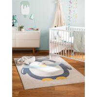 Kinderteppich Juno Multicolor