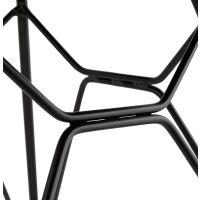 Design-Stuhl UMELA Kunststoff weiss