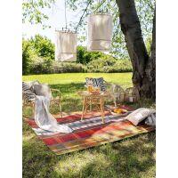 In- & Outdoor-Teppich Artis Multicolor 80x250 cm