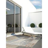In- & Outdoor-Teppich Capri Blau