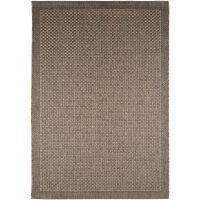In- & Outdoor-Teppich Naoto Grau 140x200 cm