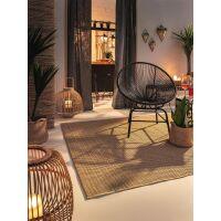 In- & Outdoor-Teppich Naoto Beige 200x290 cm