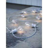 Lichterkette GLOW 10 Glühb. 8,7 meter weiß