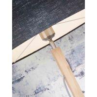 Stehlampe FUJI Bambus/Leinen von Good & Mojo