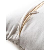 Kissenbezug Bo Ivory 45x45 cm
