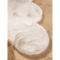 Kinderteppich Dave Wolke Cream 80x120 cm