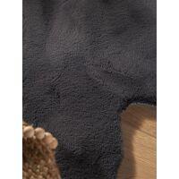Kinderteppich Dave Bär Anthrazit 80x120 cm