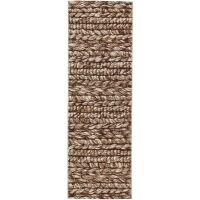 In- & Outdoor-Teppich Kenya Beige 80x250 cm