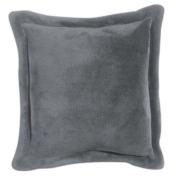 Kissen TENDER superweich 50x50 cm Grau
