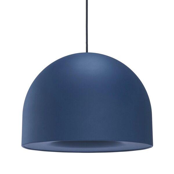 Hängelampe NORP Blau Ø40 cm