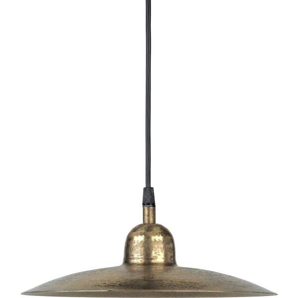 Fensterlampe COMO Antikgold Ø28 cm
