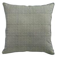 XXL-Kissen TARA 100% Baumwolle 80x80 cm Ecume