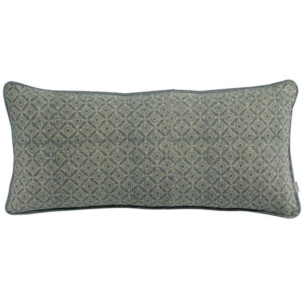 Kissen TARA 100% Baumwolle 55x110 cm Ecume