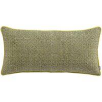 Kissen TARA 100% Baumwolle 55x110 cm Absynthe