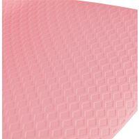 Barhocker SLADE Kunststoff Schwarz/Rosa
