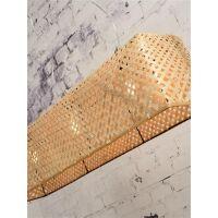 Hängelampe KOMODO aus Bambus natur