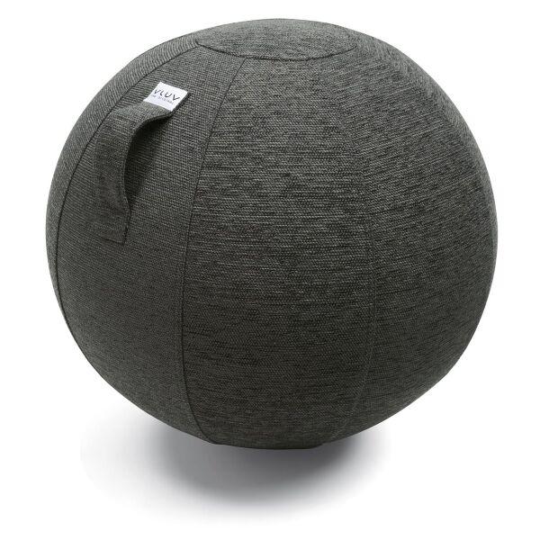 VLUV® STOV Stoff-Sitzball Anthrazit Ø 50-55 cm