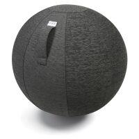 VLUV® STOV Stoff-Sitzball Anthrazit Ø 60-65 cm