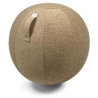 VLUV® STOV Stoff-Sitzball Macchiato Ø 70-75 cm
