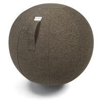 VLUV® STOV Stoff-Sitzball Greige Ø 60-65 cm