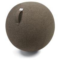 VLUV® STOV Stoff-Sitzball Greige Ø 70-75 cm