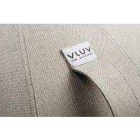 VLUV® LEIV Stoff-Sitzball Canvas Ø 60-65 cm Stone