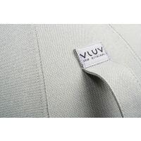 VLUV® LEIV Stoff-Sitzball Canvas Ø 70-75 cm Silver