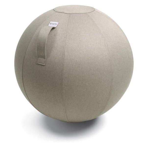 VLUV® LEIV Stoff-Sitzball Canvas Ø 70-75 cm Stone