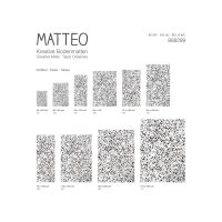 Vinyl Teppich MATTEO Art Nouveau 6