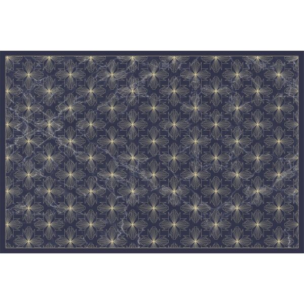 Vinyl Teppich MATTEO Art Nouveau 1