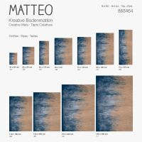 Vinyl Teppich MATTEO Vintage 2 50 x 120 cm