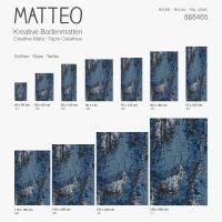 Vinyl Teppich MATTEO Vintage 3 50 x 120 cm
