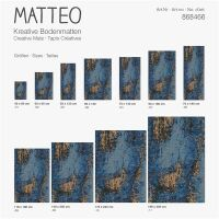 Vinyl Teppich MATTEO Vintage 4