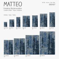 Vinyl Teppich MATTEO Vintage 5