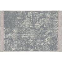 Vinyl Teppich MATTEO Used Rug Beige 60 x 90 cm