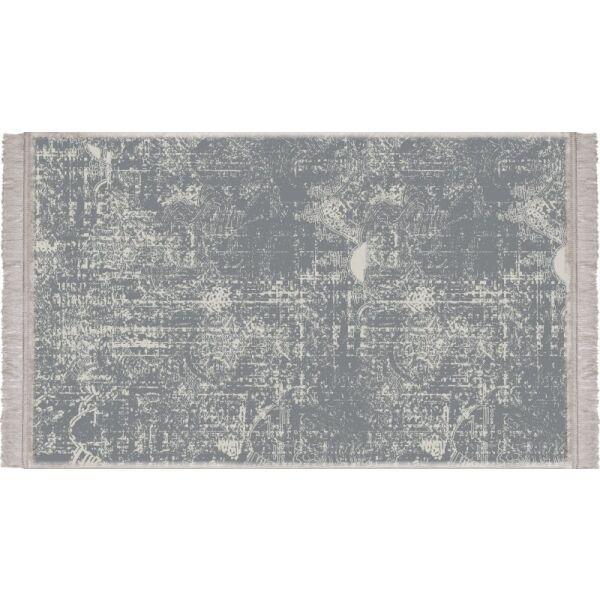 Vinyl Teppich MATTEO Used Rug Beige 90 x 160 cm