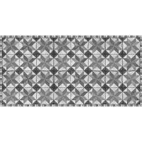Vinyl Teppich MATTEO Tiles Used Style Grey 70 x 140 cm