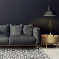 Vinyl Teppich MATTEO Tiles royal brown 40 x 60 cm