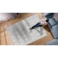 Vinyl Teppich MATTEO Tiles Morrocan beige 60 x 90 cm