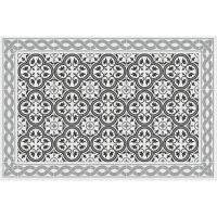 Vinyl Teppich MATTEO Tiles portugese grey 40 x 60 cm
