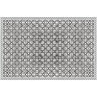 Vinyl Teppich MATTEO Tiles portugese grey 118 x 180 cm