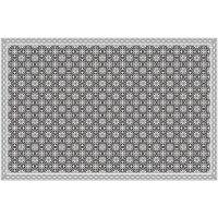 Vinyl Teppich MATTEO Tiles portugese grey 198 x 300 cm