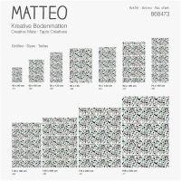 Vinyl Teppich MATTEO Natural 4