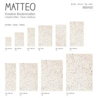 Vinyl Teppich MATTEO Scandinavian 9 70 x 140 cm