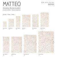 Vinyl Teppich MATTEO Scandinavian 9 170 x 240 cm
