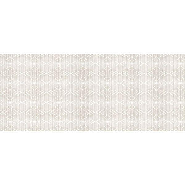 Vinyl Teppich MATTEO Ethno 7 Beige 50 x 120 cm