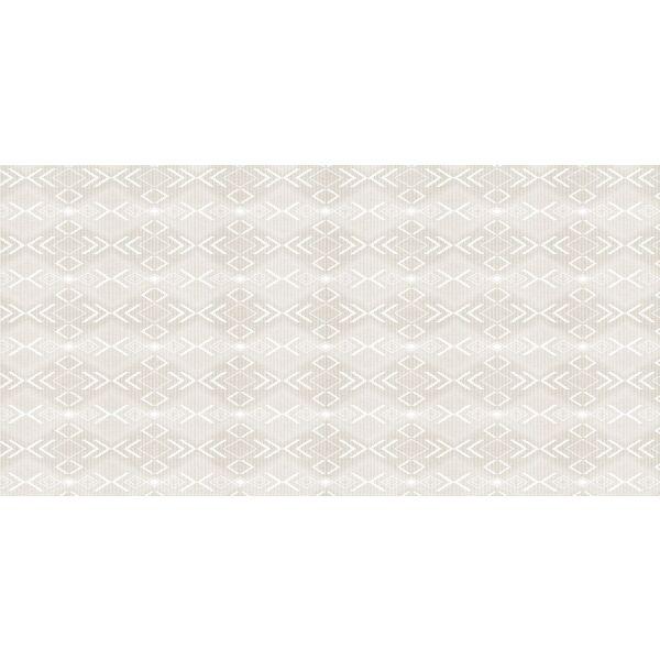 Vinyl Teppich MATTEO Ethno 7 Beige 70 x 140 cm