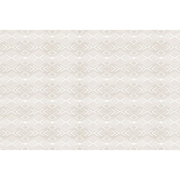 Vinyl Teppich MATTEO Ethno 7 Beige 90 x 135 cm